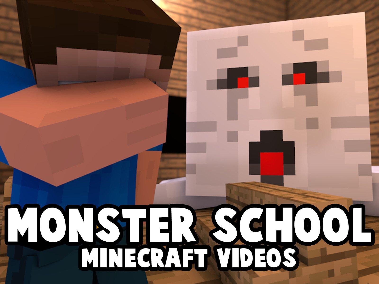 Clip: Monster School - Season 1