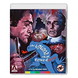 Iguana With The Tongue Of Fire [Blu-ray]