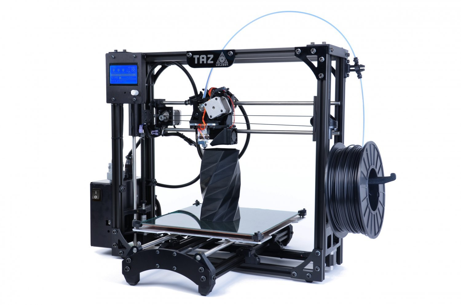 lulzbot taz 4 3d printer reviews