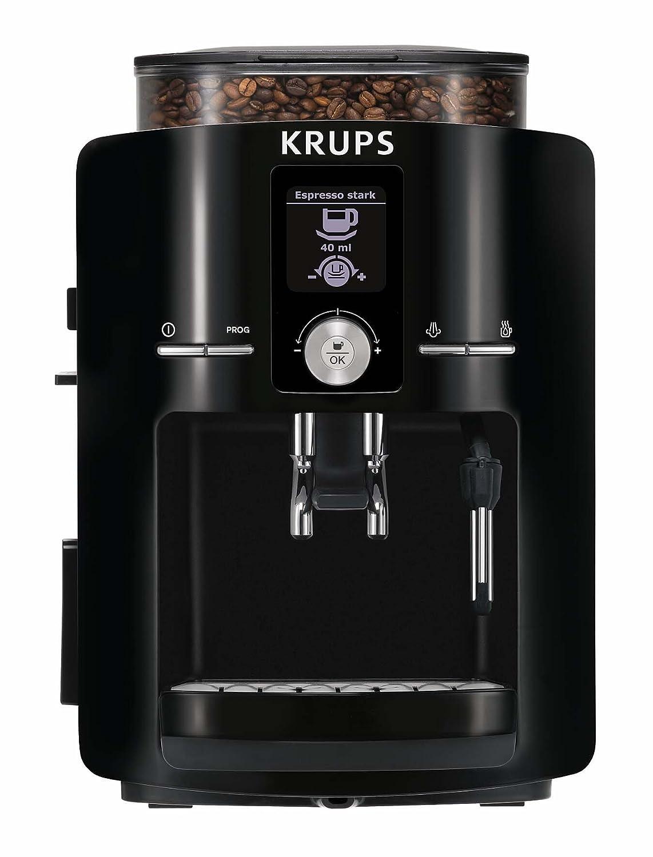 KRUPS EA8250001 Espresseria Full Automatic Espresso Machine