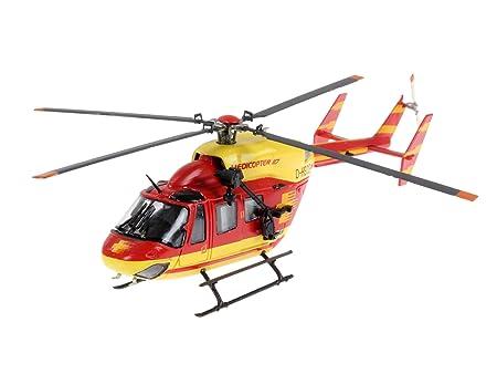 Revell - Maquette - Medicopter 117  - Echelle 1:72