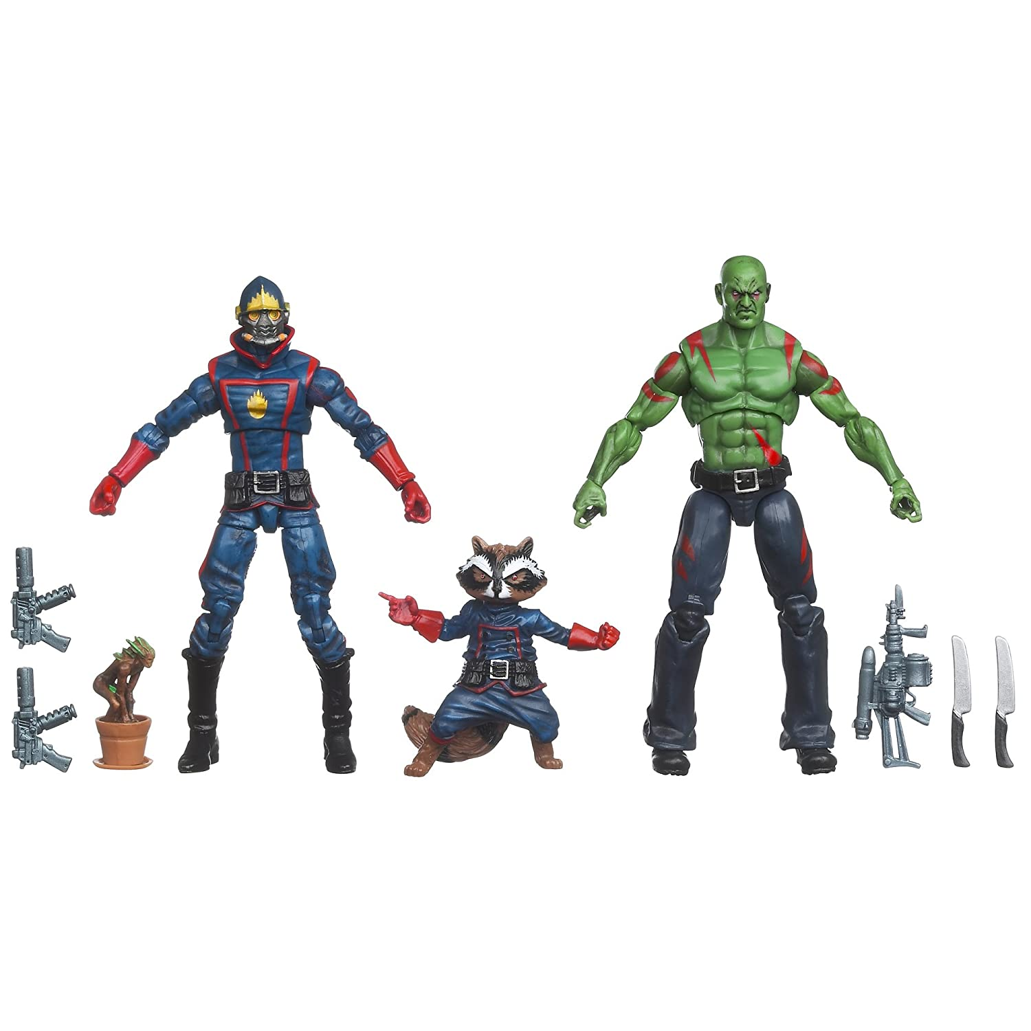 Marvel Universe Super Hero Team Guardians of the Galaxy jetzt bestellen