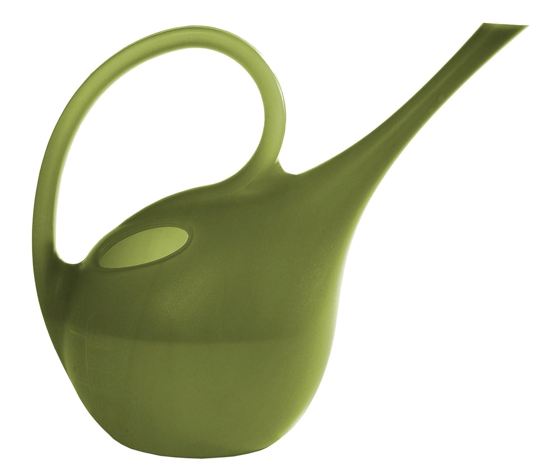 Plastec WCFG Indoor Watering Can, 1.4 Liter, Fern Green