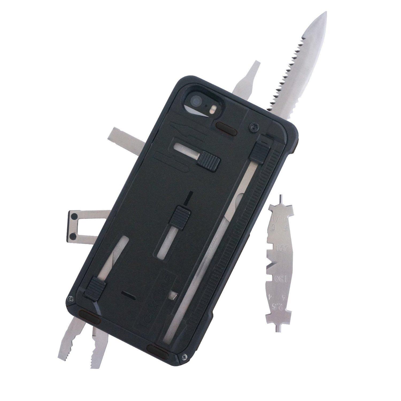 スマホケース iPhone サバイバル