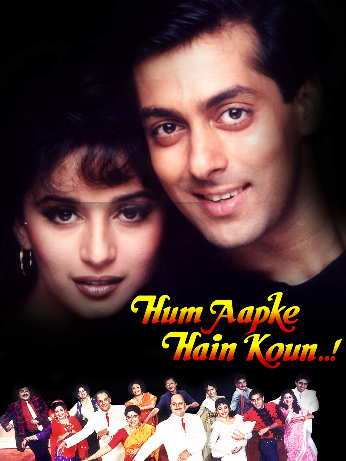 Hum Aapke Hain Koun on Amazon Prime Video UK