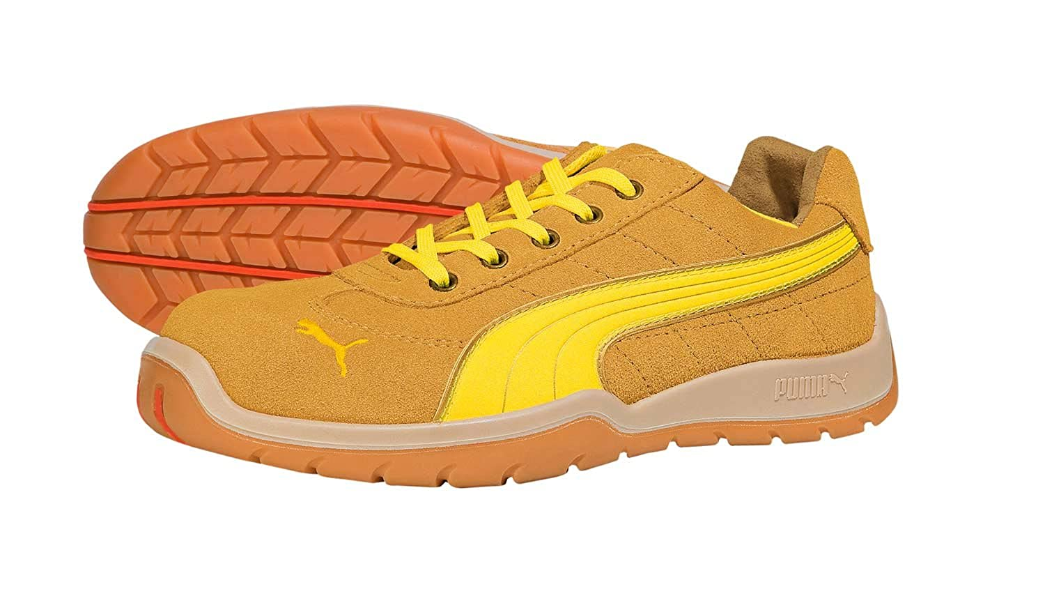 Puma Safety Shoes Monza Low S1P HRO SRC642670-409