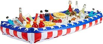 OTC Patriotic Inflatable Buffet Cooler