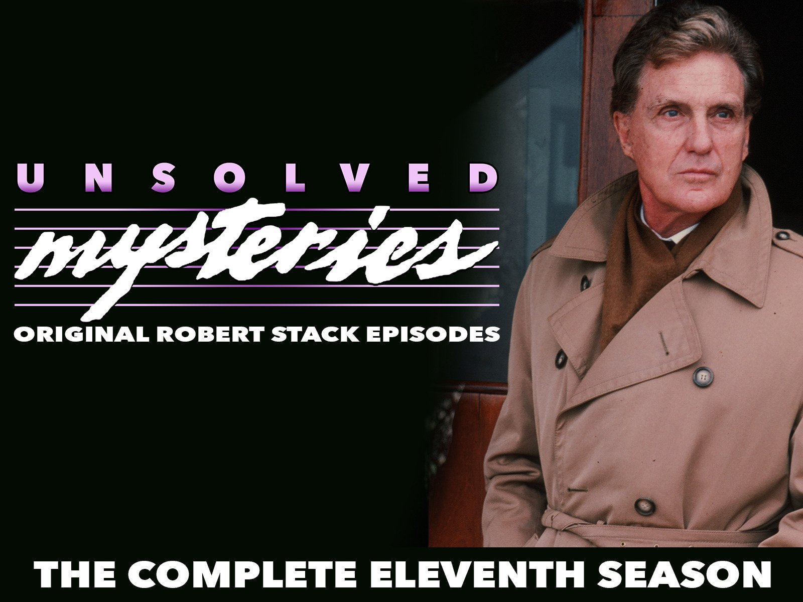 Unsolved Mysteries: Original Robert Stack Episodes - Season 11