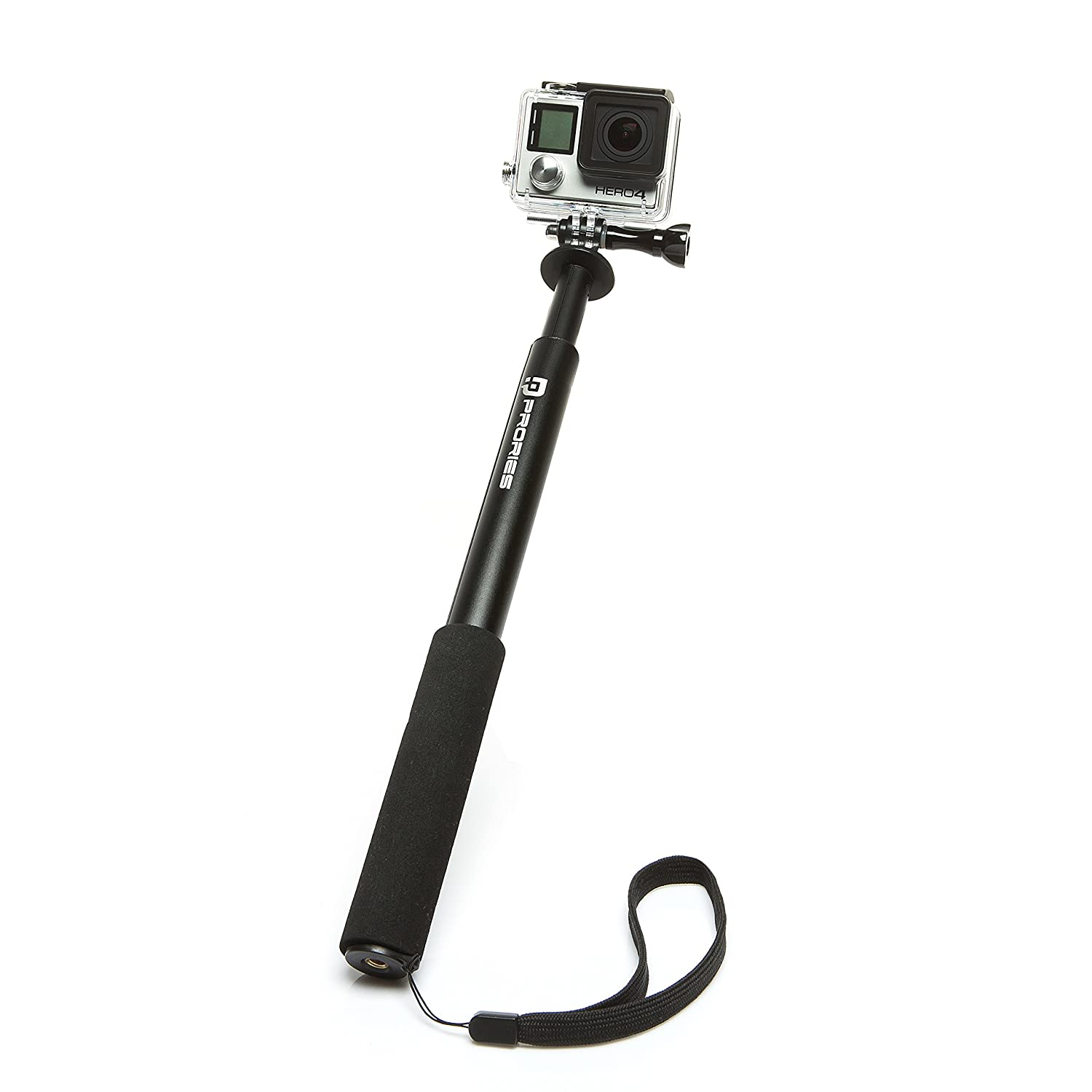 prories monopod selfie stick for gopro smartphone camera best lightweight ru buy it now sellsim. Black Bedroom Furniture Sets. Home Design Ideas