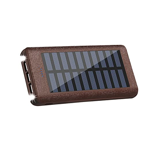 ROLISA Solar Charger Power Bank 24000mah