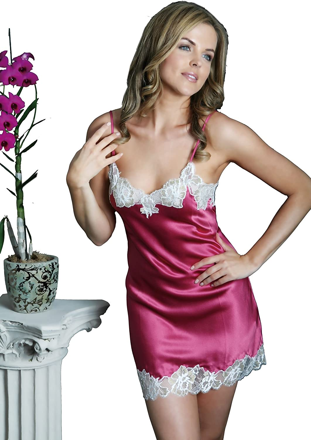 Silk Cocoon Nightwear Silk Cocoon Gold And Ivory