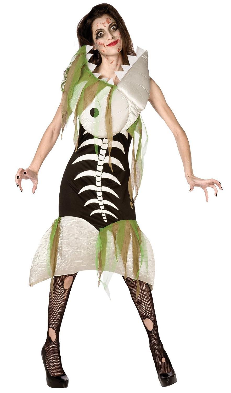 Zombie Fish Costume