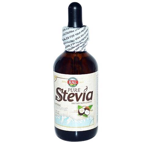 Отзывы Kal Pure Stevia Liquid Extract Coconut -- 1.8 fl oz