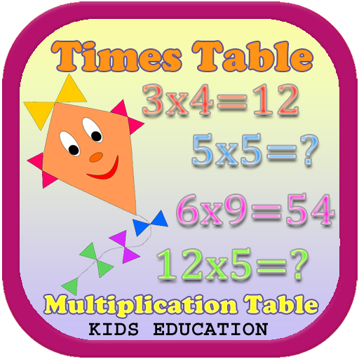 times-multiplication-table