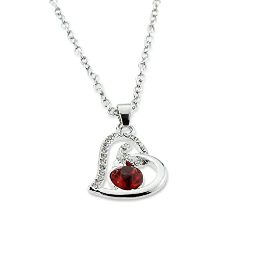 Beautiful-Crystal-Open-Heart-Stone-Pendant-Necklace-for-Little-Girl-Woman-Jewelry-Gift-for-Christmas