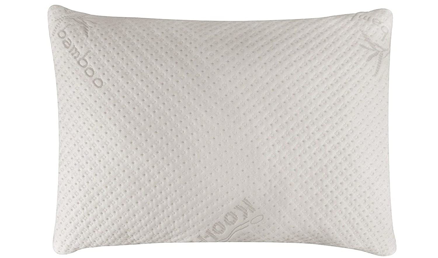 ventilated rayon from bamboo charcoal memory foam pillow siz