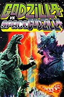 Godzilla Vs. Spacegodzilla [HD]