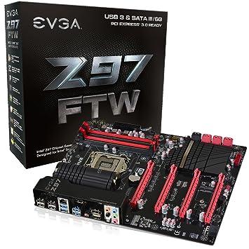 EVGA Z87 FTW LGA1150 ATX 4 DIMM Dual Channel