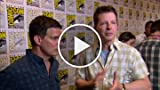 Grimm: Comic Con 2012 Interview Excerpts Sean Hayes...