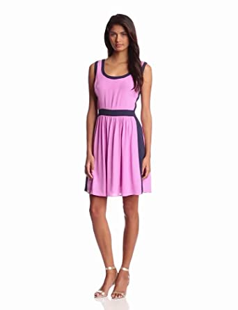 Lilly Pulitzer Women's Irene Dress, Pink Lilac, 8