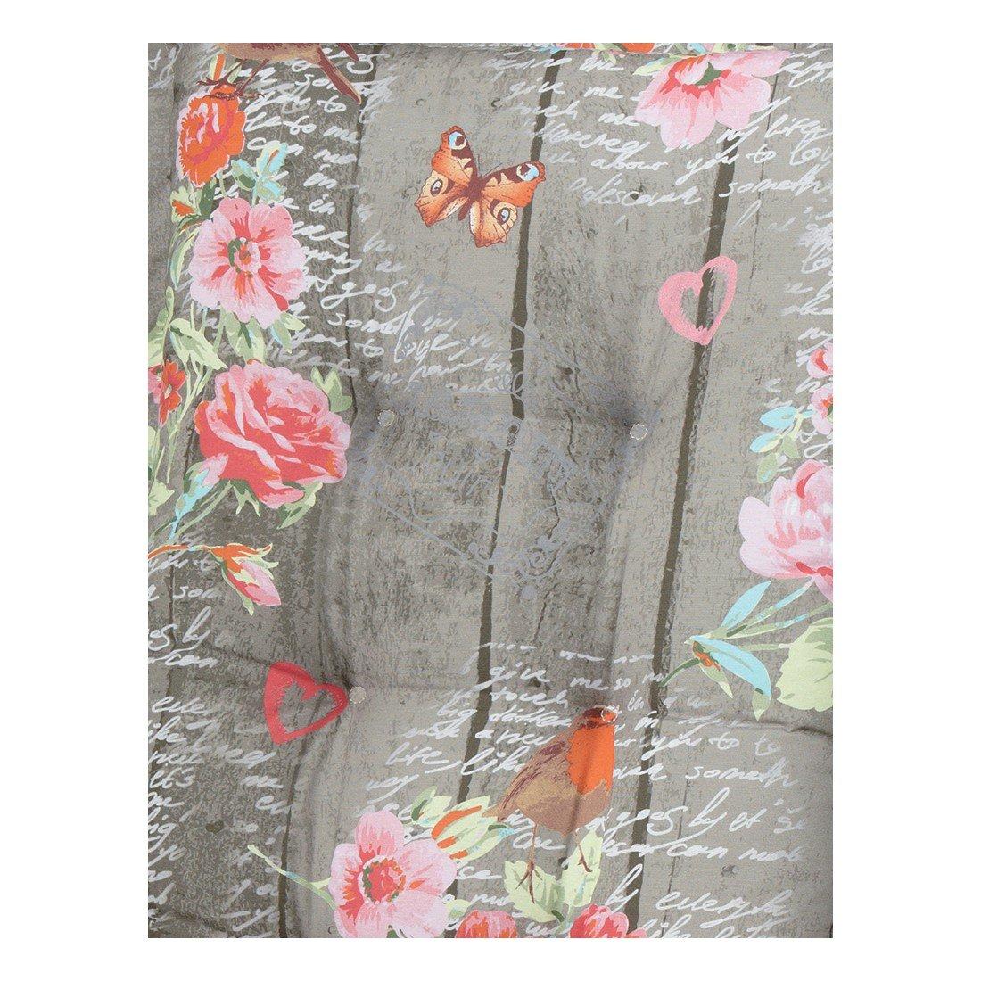 Madison 7TOSCC267 Auflage Mareike für Toscana, 75% Baumwolle 25% Polyester, 46 x 46 cm, anthrazit günstig bestellen