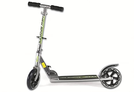 NEW SPORTS Scooter, groß ABEC 5, GS gepruft, bis 100 kg (0008176)