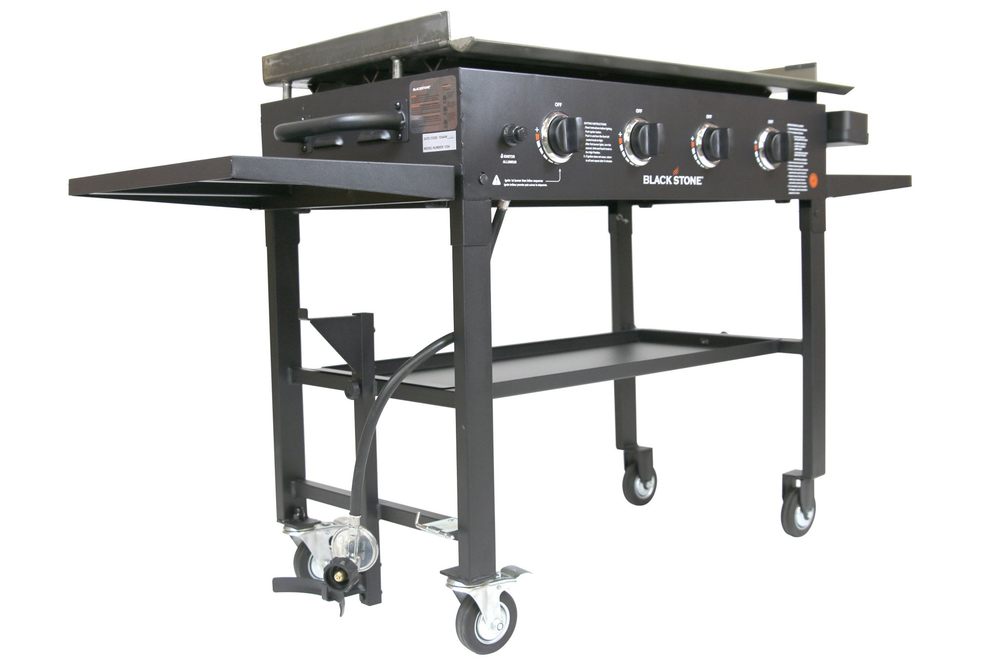 Blackstone Grills And Griddles ~ Blackstone inch outdoor propane gas grill griddle
