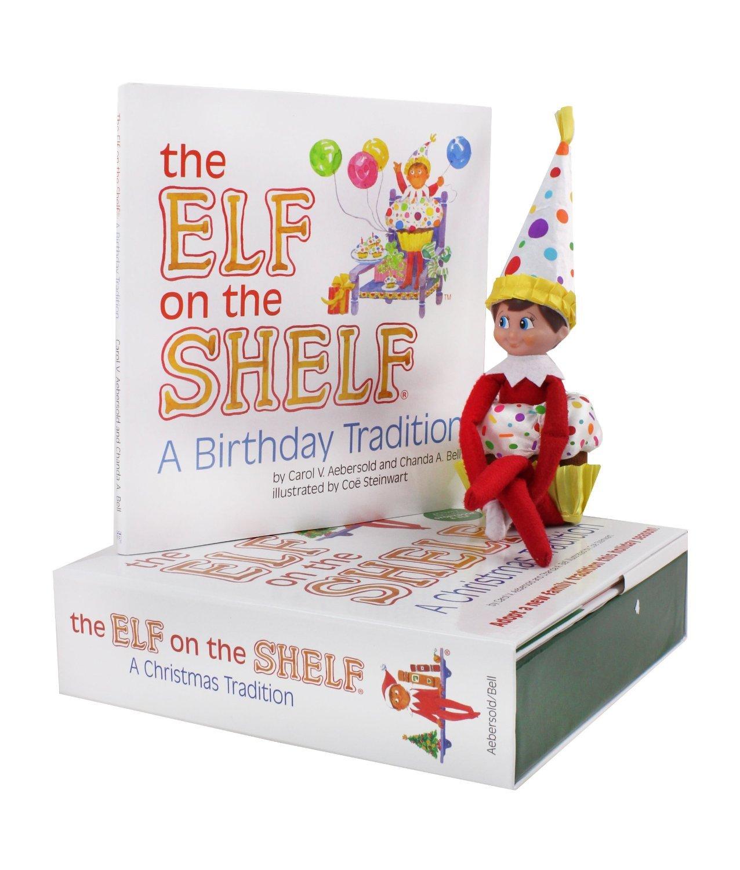 Elf On Shelf Birthday
