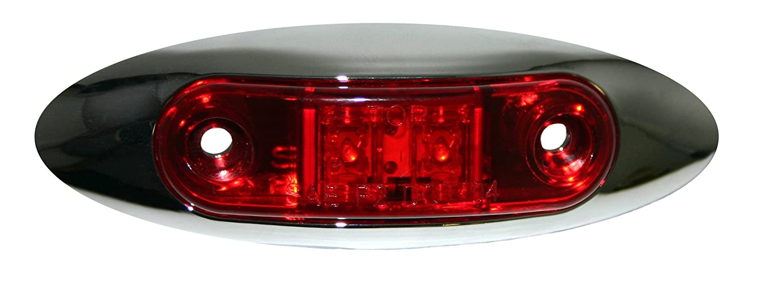 Blazer C322R Red LED clearance light-1 each