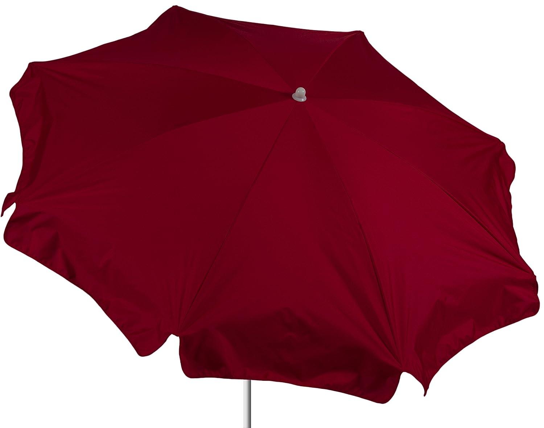 beo Sonnenschirme wasserabweisender, rund, Durchmesser 180 cm, rot jetzt bestellen