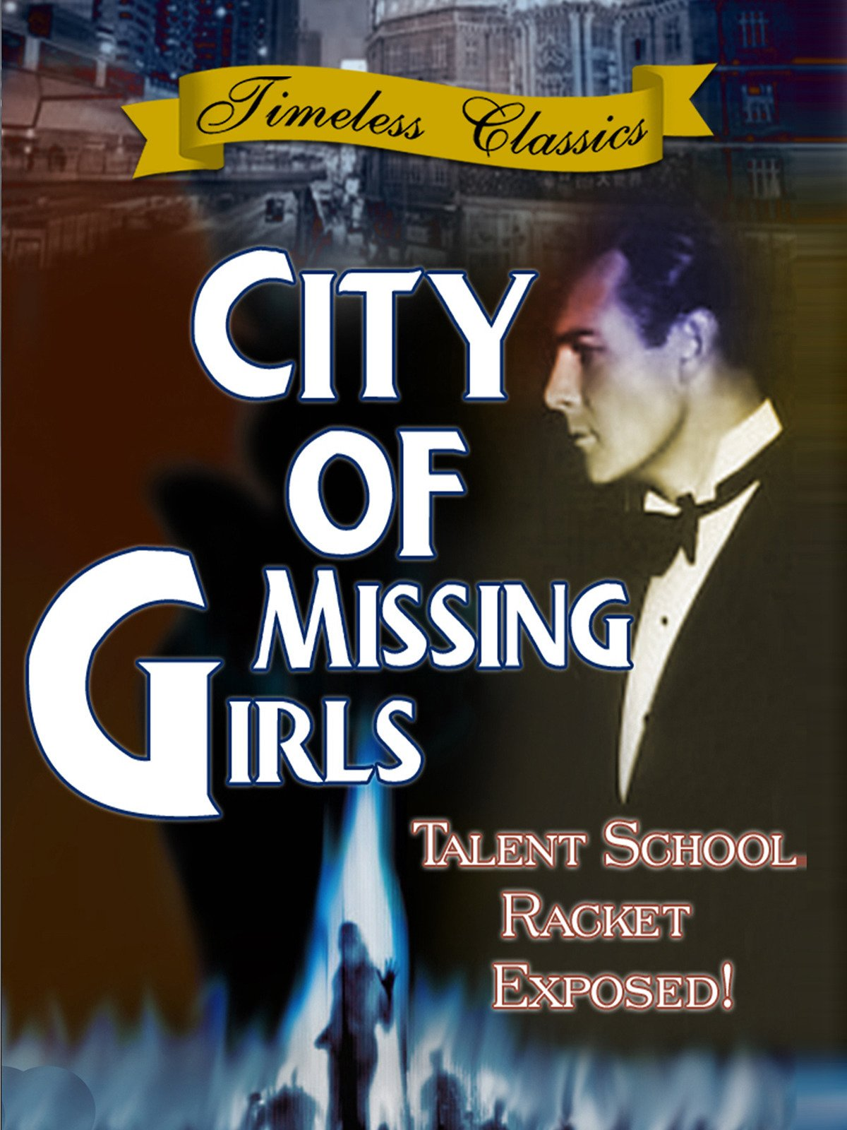 City of Missing Girls on Amazon Prime Video UK
