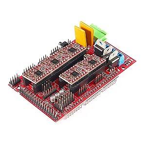 Aokin 3D Printer Controller Kit for Arduino RepRap, RAMPS