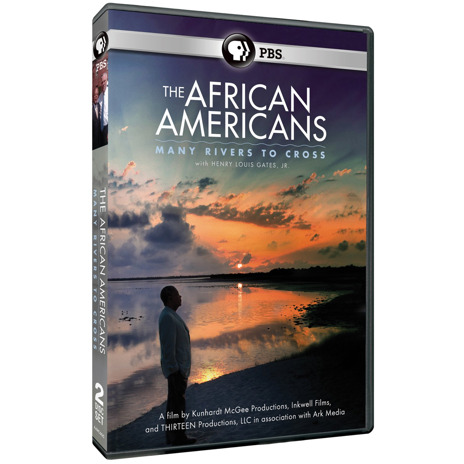 The African Americans : many rivers to cross : an unprecedented journey through African Americans history