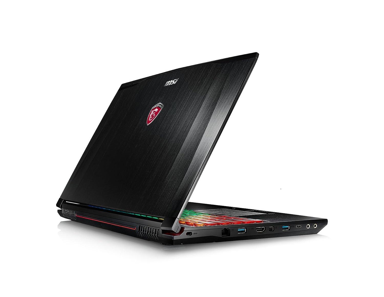 MSI GE62-6QF81FD 15 Zoll Laptop