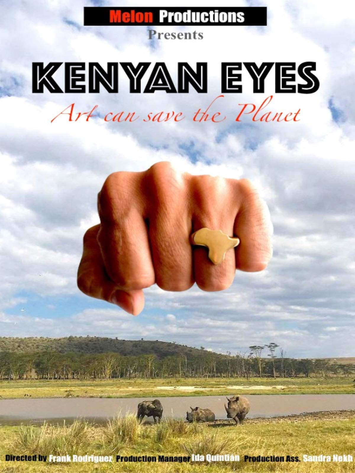 Kenyan Eyes - Art can save the planet on Amazon Prime Instant Video UK