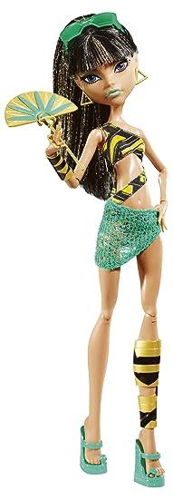 Gloom Beach Cleo De Nile Doll