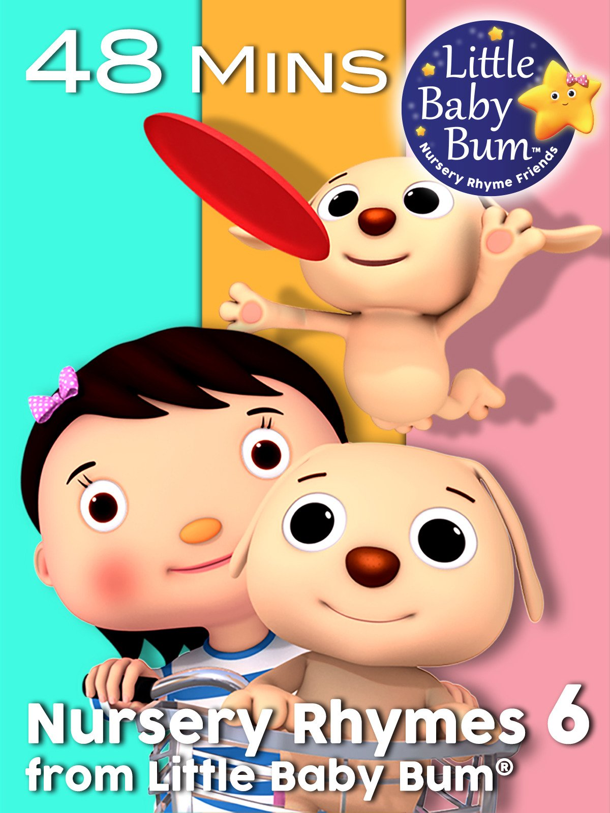 Nursery Rhymes Volume 6 by Little Baby Bum on Amazon Prime Instant Video UK