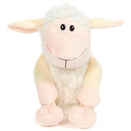 Amazon.com: 4 Pack of Plush Lamb Stuffed Animals: Baby