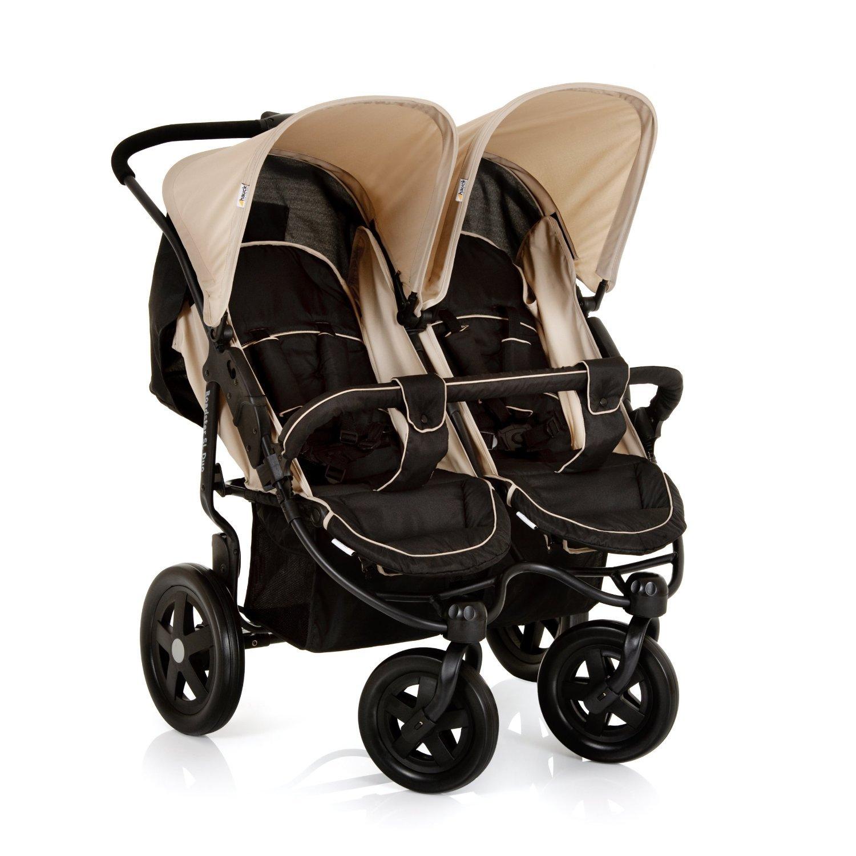 Der Zwillingskinderwagen: Optimal für zwei Kinder