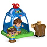 Fisher-Price Little People Going Camping Playset (Color: Multicolored)
