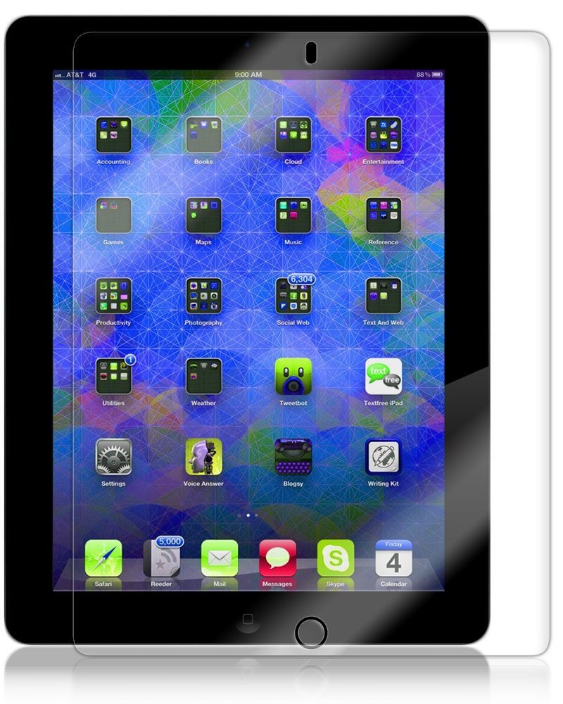 image of Skinomi screen protector