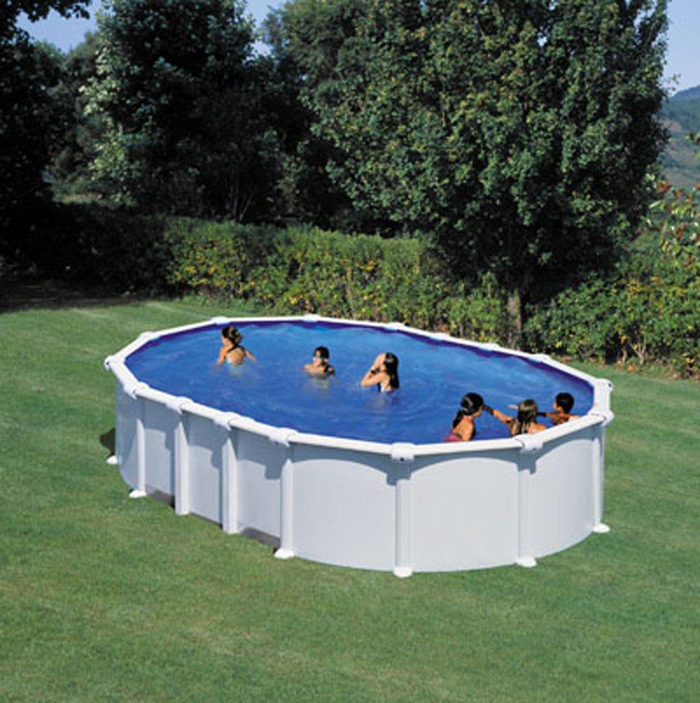 Pool Stahlwand Weiss günstig online kaufen