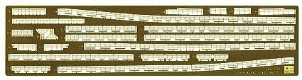 Maquette bateau: IJN Lt Cruiser Agano Detail Parts Set C