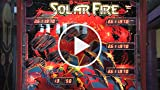 Classic Game Room - SOLAR FIRE Pinball Machine Review