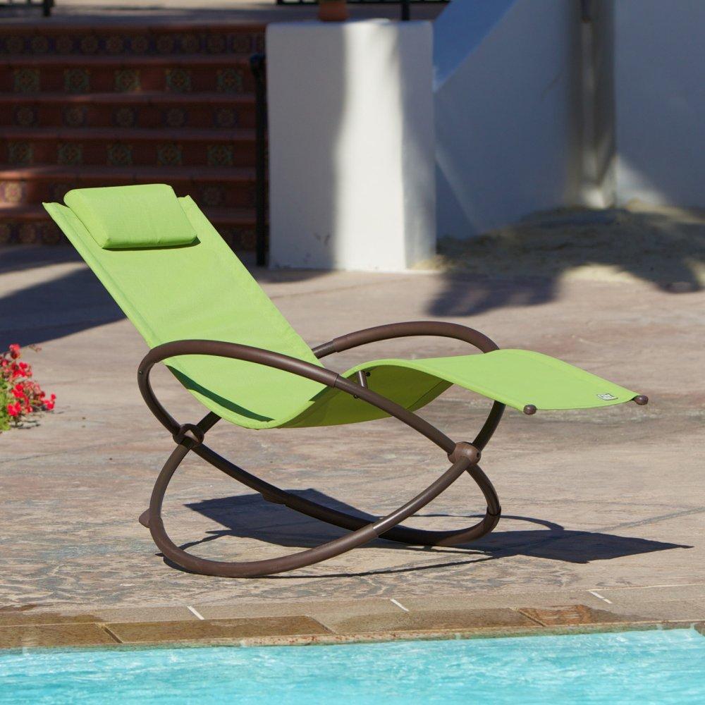 orbital lounge chair