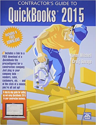Contractor's Guide to QuickBooks 2015