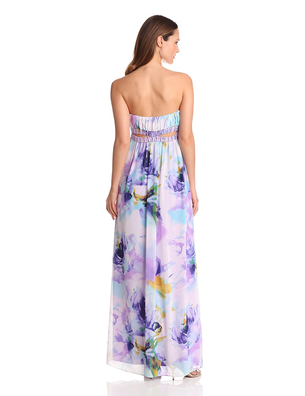 Dresses Women's Print Long Babydoll Dress
