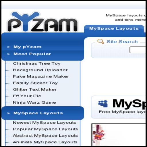 get-myspace-layouts