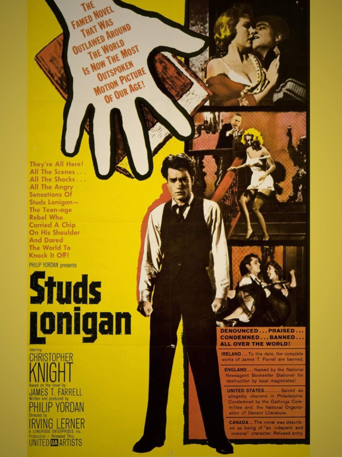 Studs Lonigan on Amazon Prime Video UK