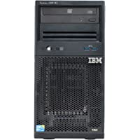 Lenovo x3100 M5 5457 Server with Intel Quad Core Xeon E3-1220 / 8GB / 1TB